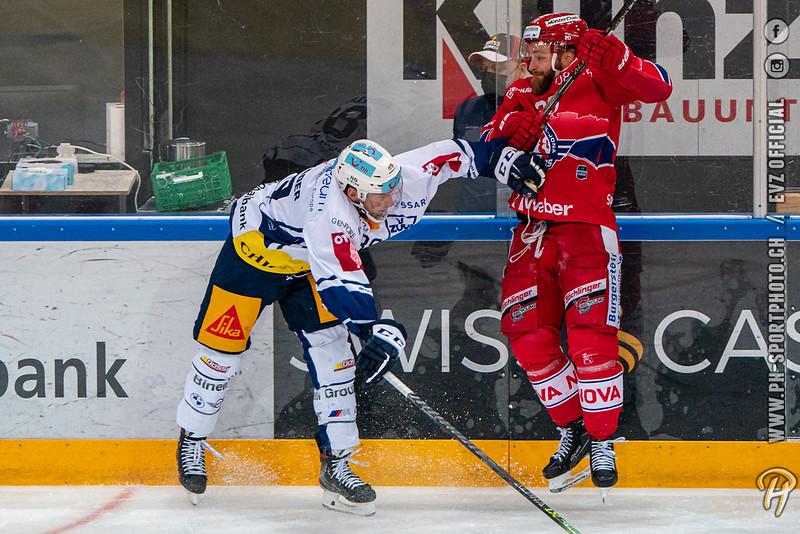 National League - 20/21: SC Rapperswil-Jona Lakers - EV Zug - 27-04-2021