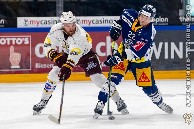 National League - 20/21: EV Zug - Genève-Servette HC - 03-05-2021