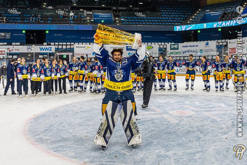 National League - 20/21: EV Zug - Genève-Servette HC - 07-05-2021