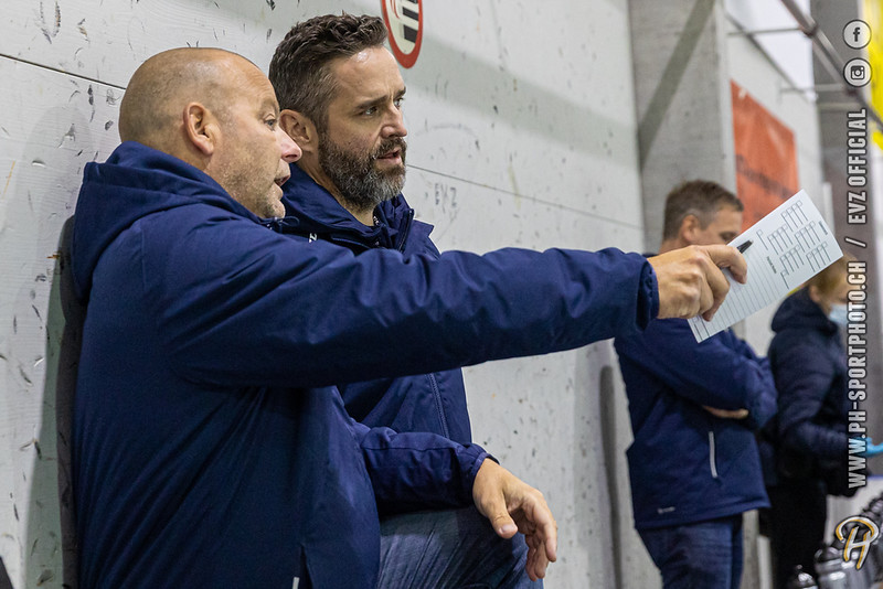 National League - 21/22: EV Zug - EVZ Academy - 06-08-2021