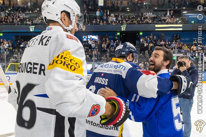National League - 21/22: EV Zug - HC Fribourg-Gottéron - 18-09-2021
