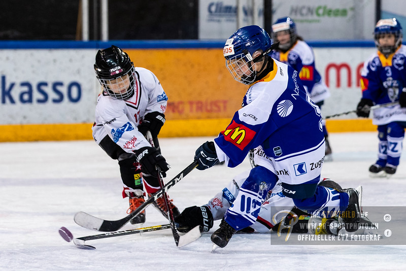 Bambini - 18/19: EV Zug - Turnier - 22-12-2018