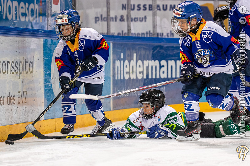 U11 - 19/20: EV Zug - EV Zug U11 Turnier - 10-08-2019