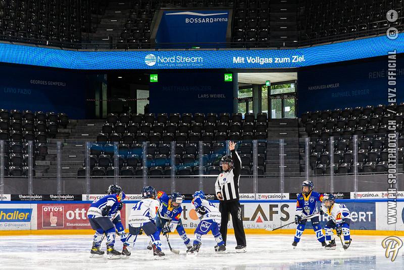 U11 Eishockeyturnier - 2020: EV Zug - NordStream - 15-08-2020