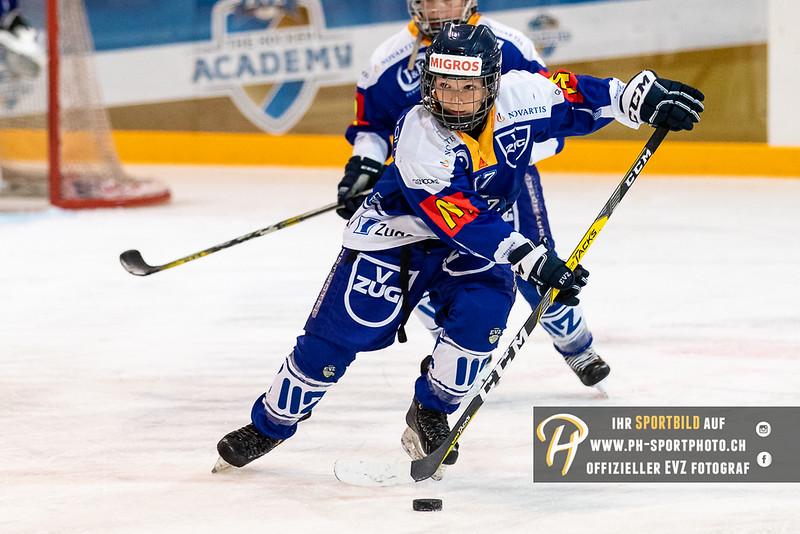 Moskito Top - 18/19: EV Zug - SC Bern Future - 18-08-2018