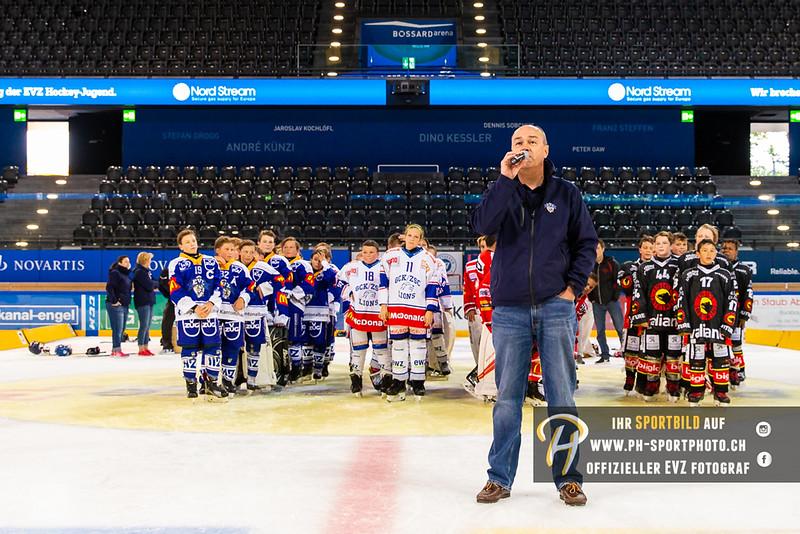 Moskito Top - 18/19: EV Zug - GCK Lions - 19-08-2018
