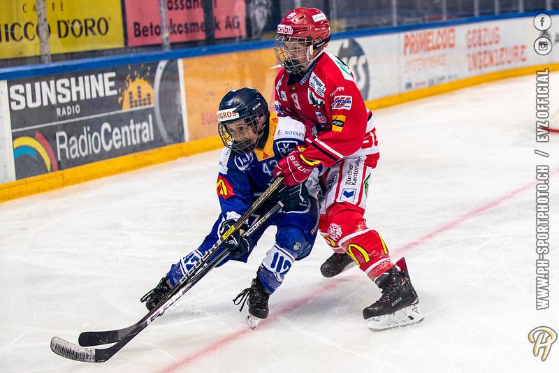 U13 - 19/20: EV Zug - EV Zug U11 Turnier - 11-08-2019