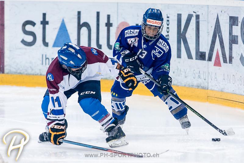 Moskito A: EV Zug - HC Ascona - 14:3