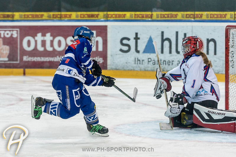 Moskito B: EV Zug - HC Wohlen Freiamt - 17:3