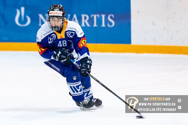 Vorbereitungsturnier Mni Top - 2018: EV Zug - SC Rapperswil-Jona Lakers - 25-08-2018