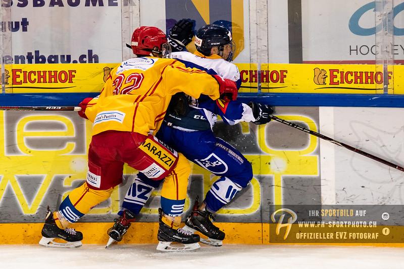 Vorbereitungsturnier Novizen Elite - 2018: EV Zug - SCL Young Tigers - 25-08-2018