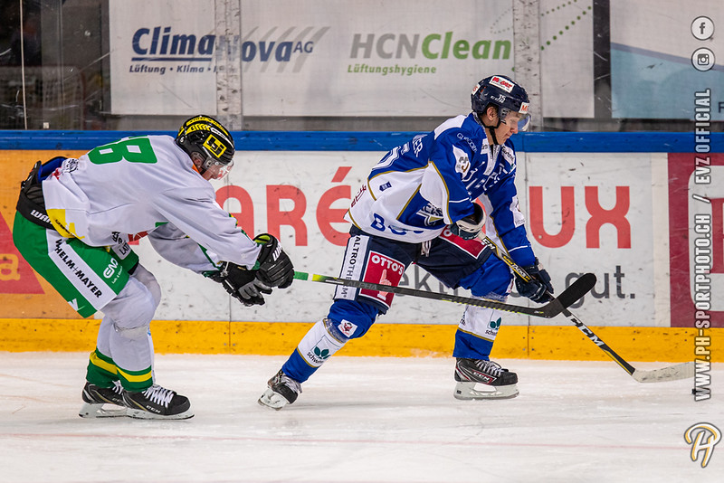 Vorbereitung - 19/20: EVZ Academy - EHC Alge Elastic Lustenau - 18-08-2019