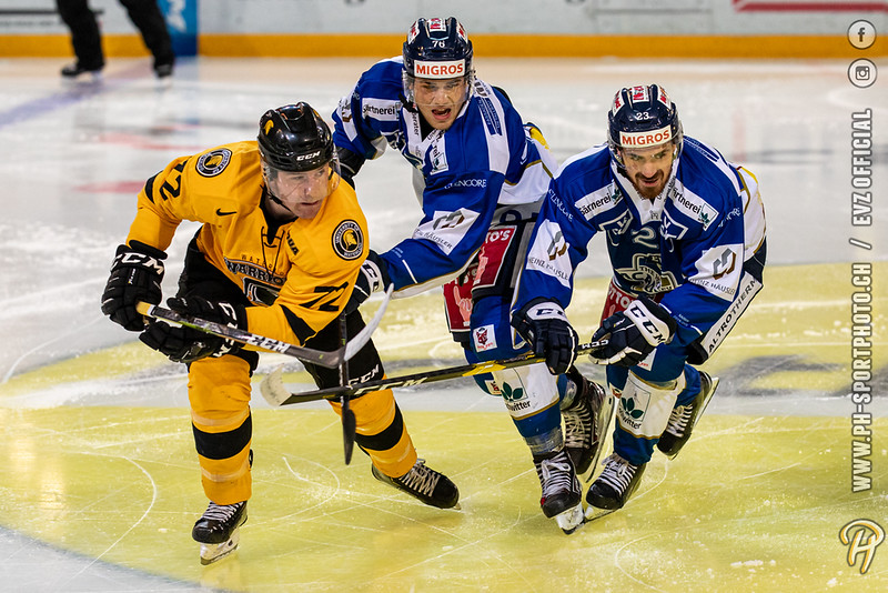 Swiss League - 19/20: EVZ Academy - Waterloo Warriors (University of Waterloo) - 02-09-2019