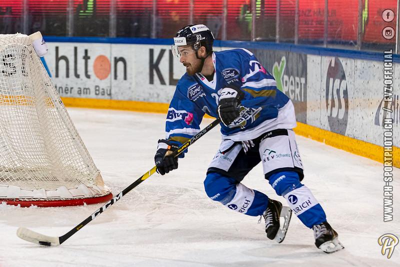 Swiss Ice Hockey Cup - 19/20: EVZ Academy - SC Bern - 10-09-2019
