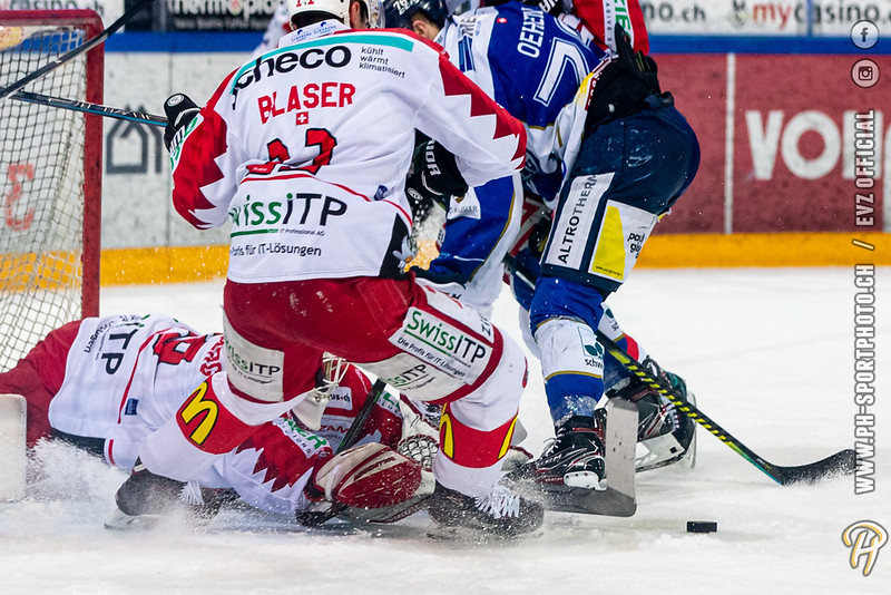 Swiss League - 19/20: EVZ Academy - EHC Winterthur - 23-02-2020