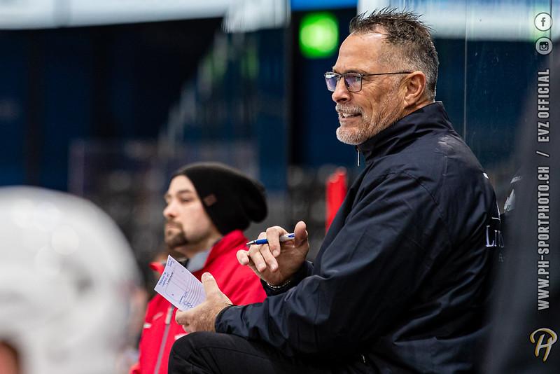 Swiss League - 19/20: EVZ Academy - EHC Winterthur - 23-02-2020