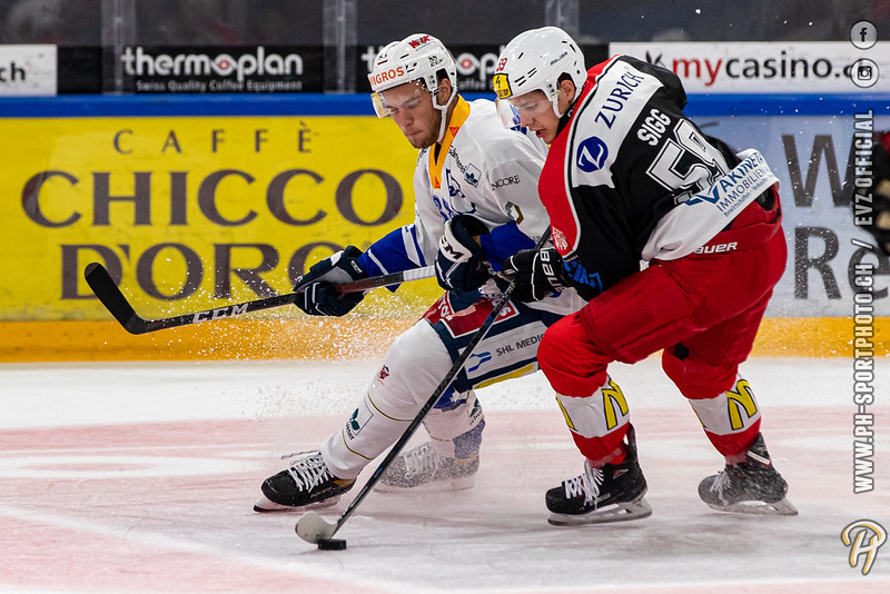Swiss League - 20/21: EVZ Academy - EHC Winterthur - 25-08-2020