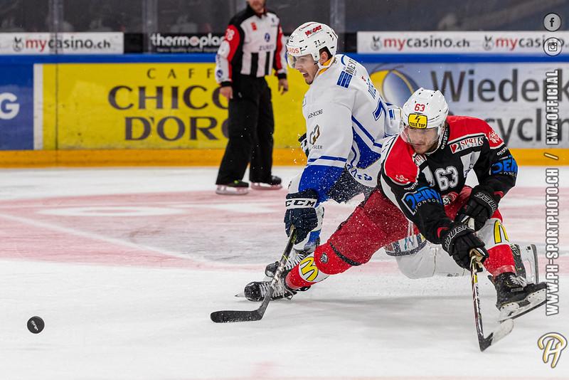 Swiss League - 20/21: EVZ Academy - EHC Winterthur - 25-08-2020