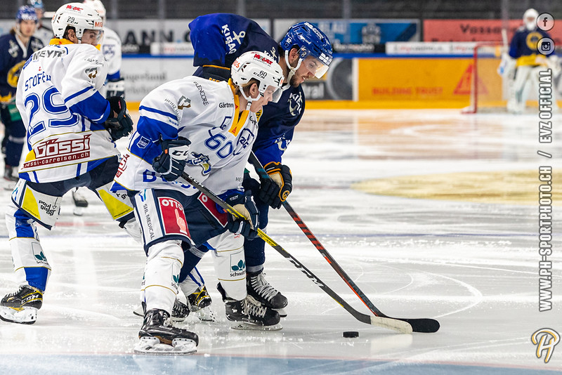 Swiss League - 20/21: EVZ Academy - SC Langenthal - 10-09-2020