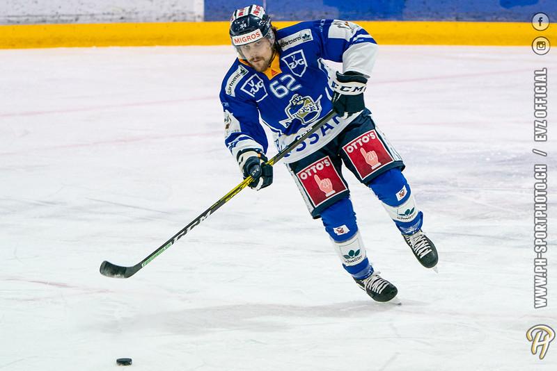 Swiss League - 20/21: EVZ Academy - HC Ajoie - 27-11-2020