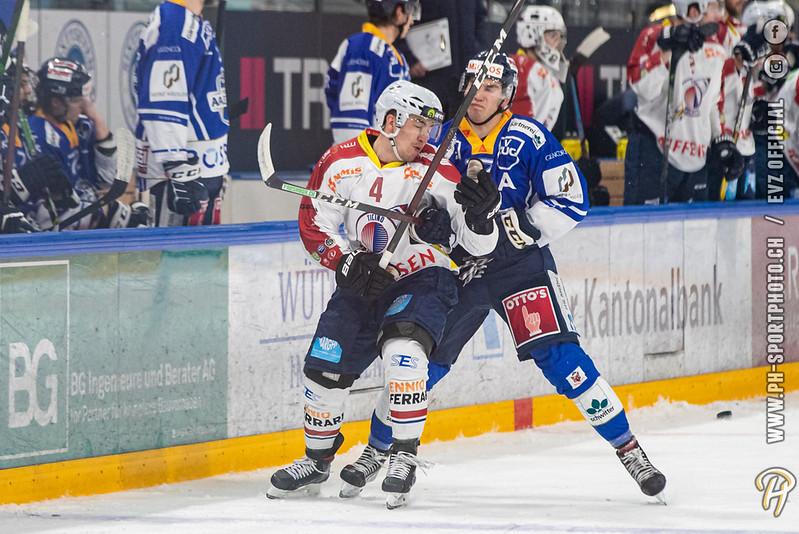 Swiss League - 20/21: EVZ Academy - HC Biasca Ticino Rockets - 03-03-2021