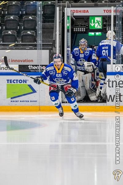 Swiss League - 21/22: EVZ Academy - EHC Winterthur - 25-09-2021