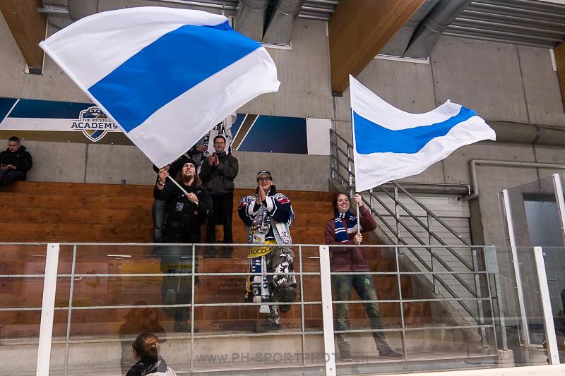 National League B: EVZ Academy - GCK Lions - 3:1