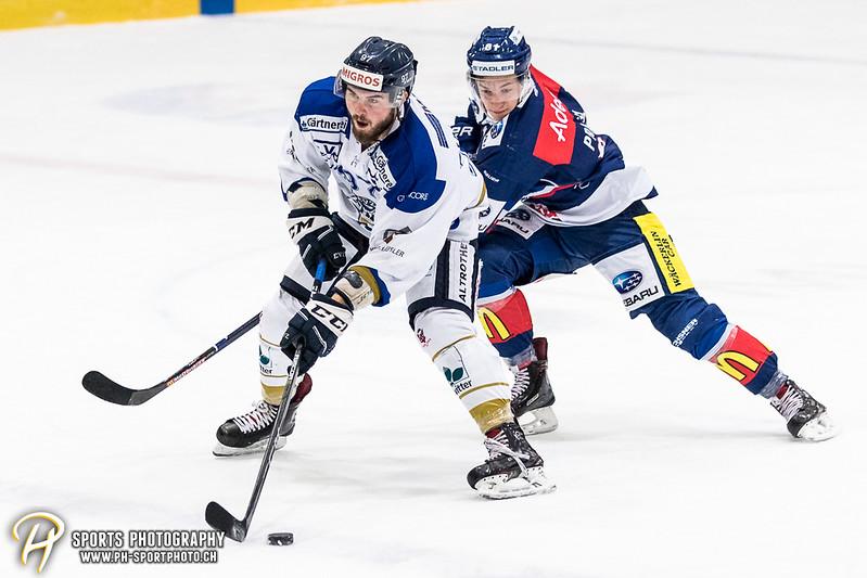 Swiss League: GCK Lions - EVZ Academy - 7:2