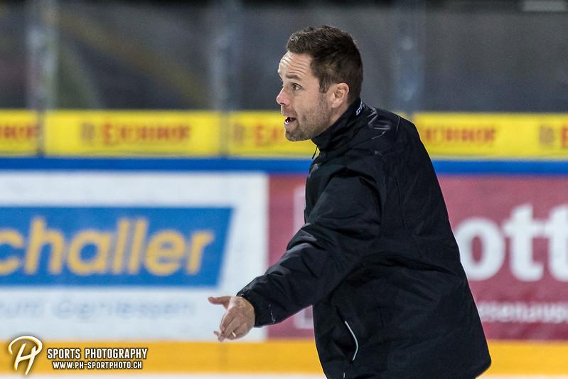 National League / Swiss League: EV Zug Training