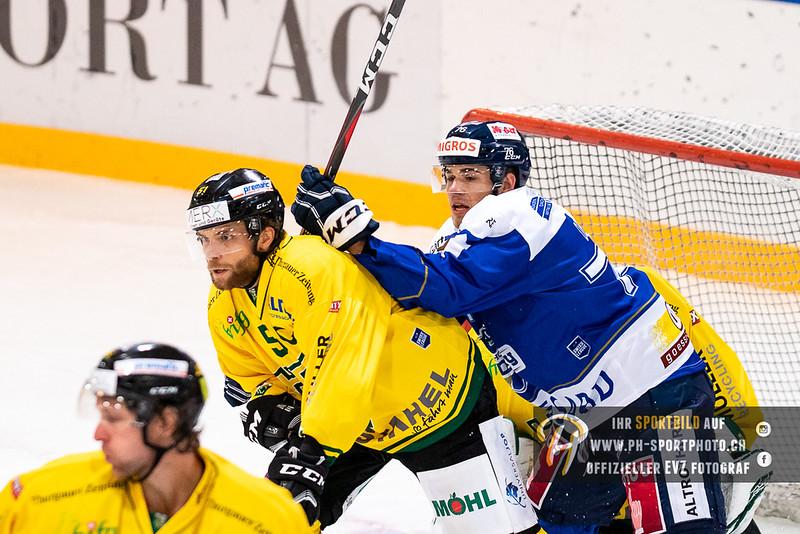 Freundschaftsspiel - 18/19: EVZ Academy - HC Thurgau - 21-08-2018