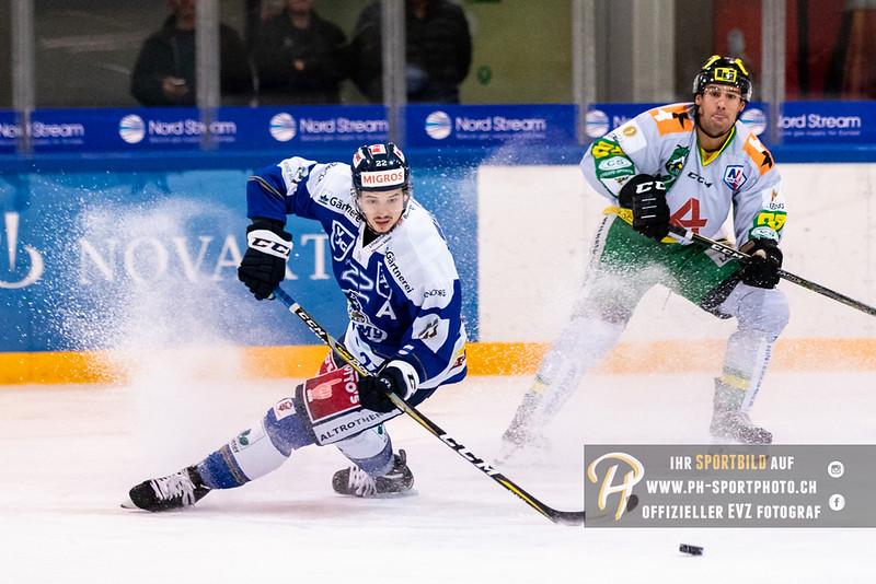 Freundschaftsspiel - 2018: EVZ Academy - EHC Alge Elastic Lustenau - 01-09-2018