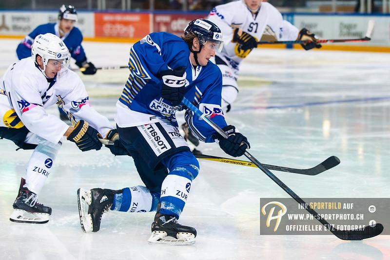 Swiss Ice Hockey Cup - 1/16-Final - 18/19: EVZ Academy - SC Langenthal - 19-09-2018
