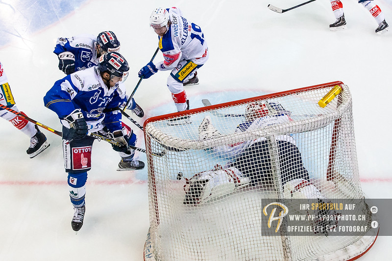Swiss League - 18/19: EVZ Academy - EHC Kloten - 29-09-2018