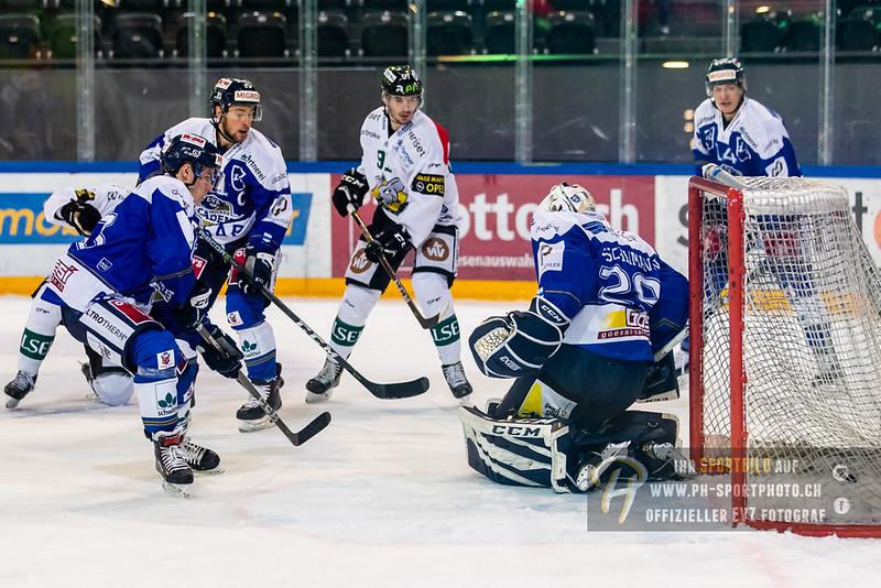 Swiss League - 18/19: EVZ Academy - EHC Olten - 25-11-2018