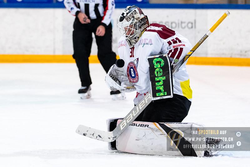 Swiss League - 18/19: EVZ Academy - HC Biasca Ticino Rockets - 09-12-2018