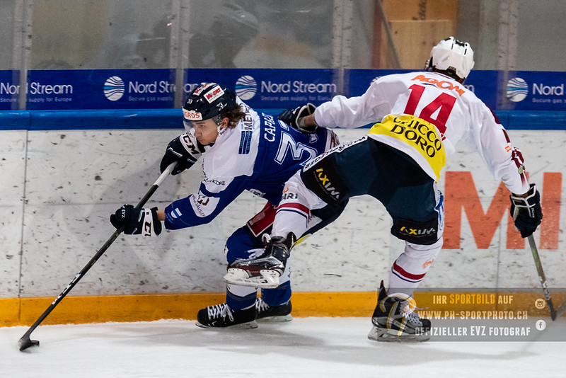 Swiss League - 18/19: EVZ Academy - HC Biasca Ticino Rockets - 12-02-2019