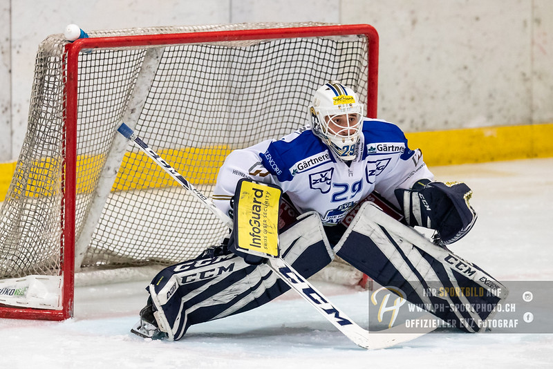 Swiss League - 18/19: GCK Lions - EVZ Academy - 15-02-2019