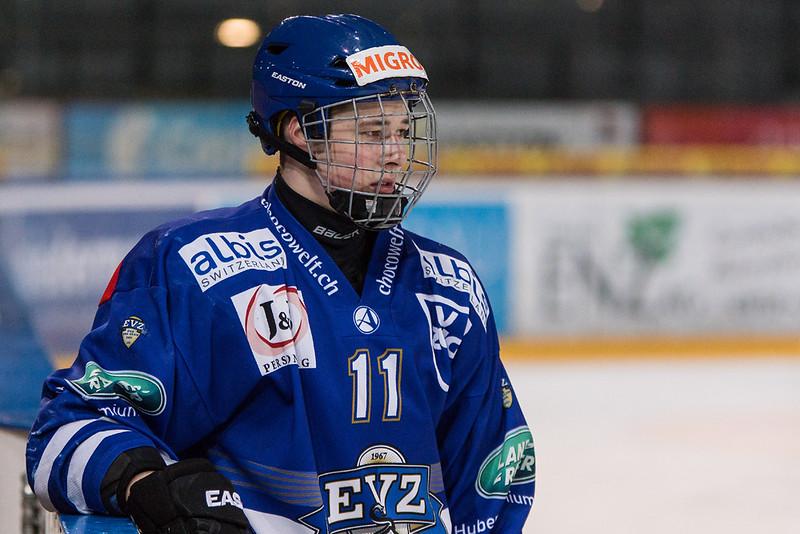 Elite A Junioren 2015/16 - Der EV Zug gewinnt im ersten Playoff 1/4 Finalspiel gegen HC Ambri-Piotta  5:2