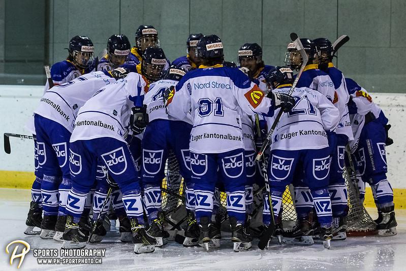Freundschaftsspiel: EV Zug - EHC Brandis - 0:2 - Bild-ID: 2017081300519