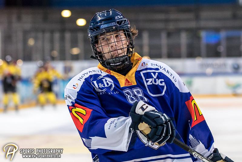 Freundschaftsspiel: EV Zug Elite A - Genève Futur Hockey - 5:3 - Bild-ID: 2017081600806