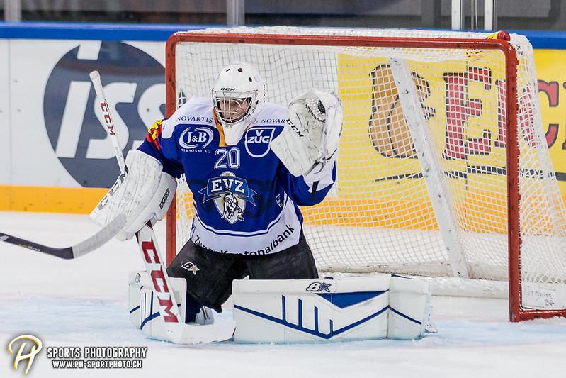 Freundschaftsspiel: EV Zug Elite A - Genève Futur Hockey - 5:3 - Bild-ID: 2017081600898