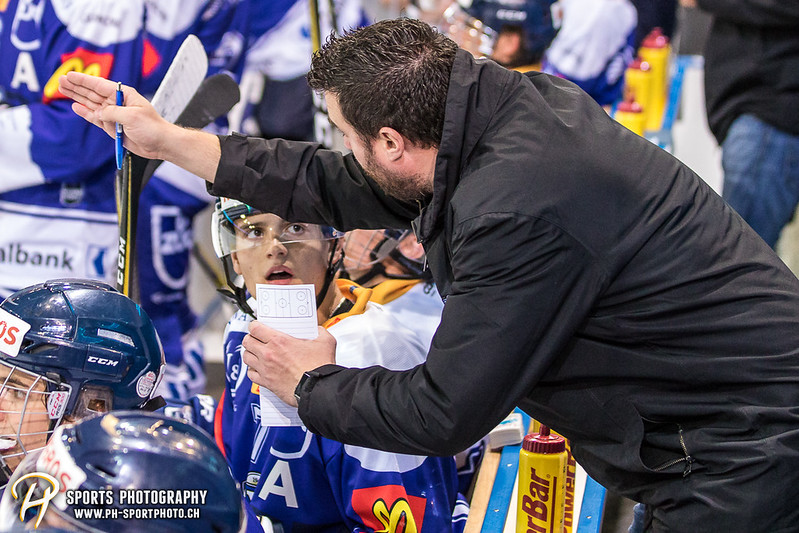 Freundschaftsspiel: EV Zug Elite A - Genève Futur Hockey - 5:3 - Bild-ID: 2017081600927