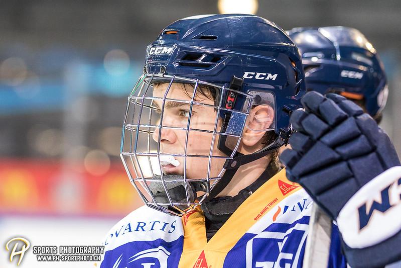 Freundschaftsspiel: EV Zug Elite A - Genève Futur Hockey - 5:3 - Bild-ID: 2017081600825