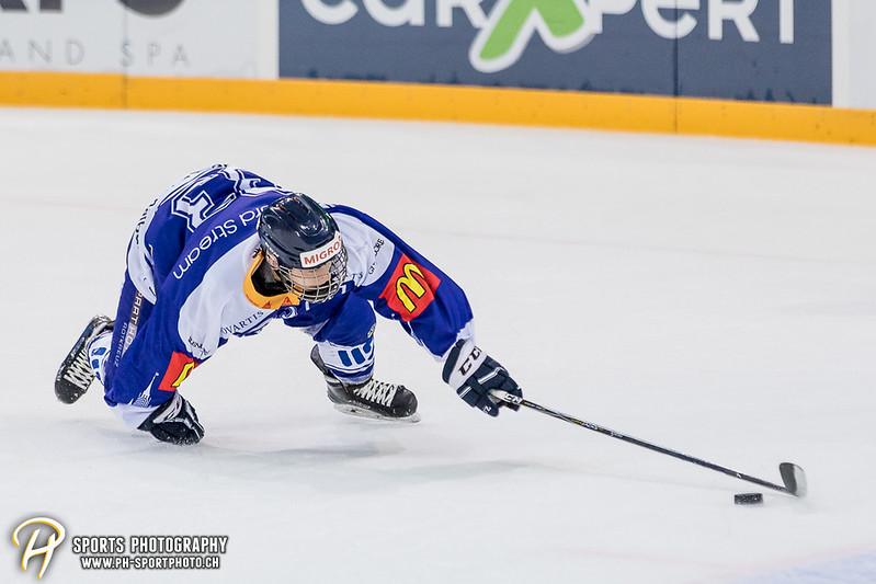 Freundschaftsspiel: EV Zug Elite A - Genève Futur Hockey - 5:3 - Bild-ID: 2017081600917