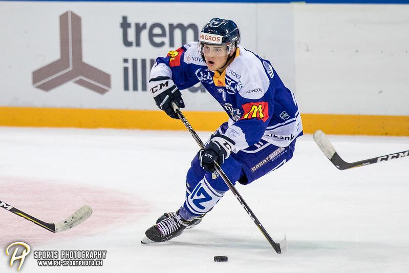 Freundschaftsspiel: EV Zug Elite A - Genève Futur Hockey - 5:3 - Bild-ID: 2017081600436