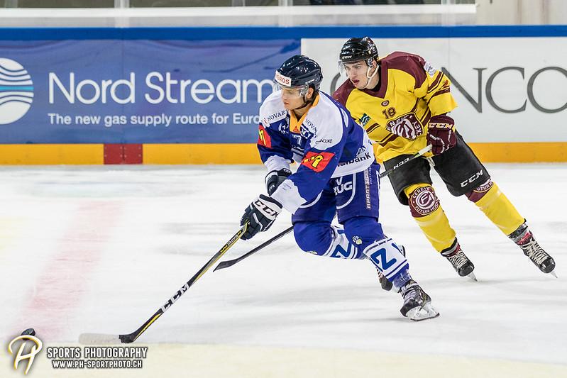 Freundschaftsspiel: EV Zug Elite A - Genève Futur Hockey - 5:3 - Bild-ID: 2017081600874