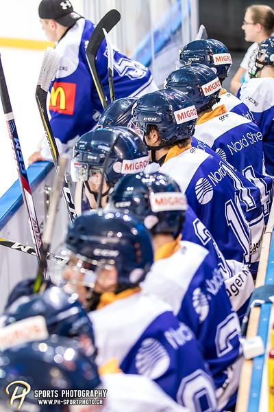 Freundschaftsspiel: EV Zug Elite A - Genève Futur Hockey - 5:3 - Bild-ID: 2017081600894