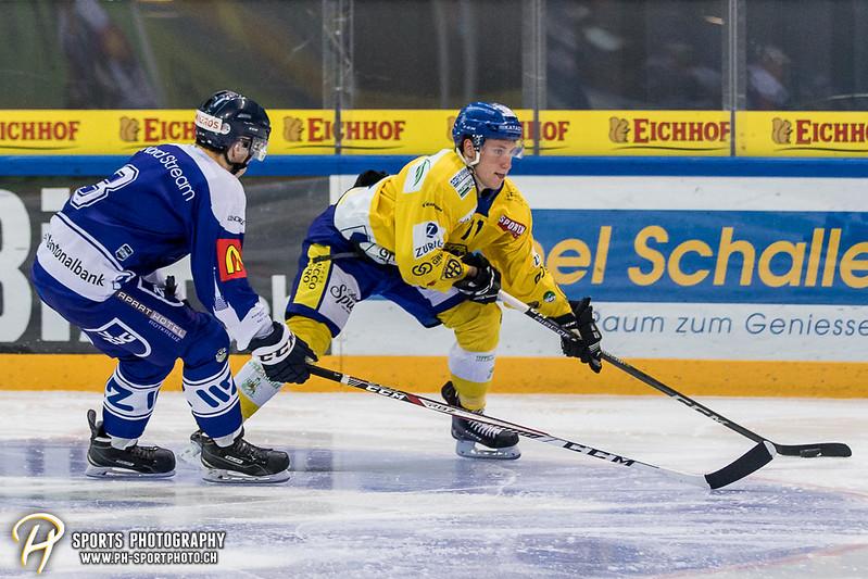 Junioren Elite A: EV Zug - HC Davos - 3:2 - Bild-ID: 201709100416