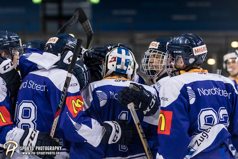 Junioren Elite A: EV Zug - HC Davos - 3:2 - Bild-ID: 201709100512
