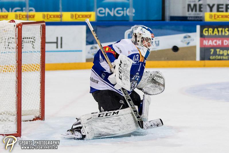 Junioren Elite A: EV Zug - HC Davos - 3:2 - Bild-ID: 201709100321